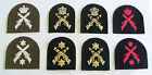 ROYAL MARINES DL/PW BATTLEDRESS, BLUES, LOVATS AND NO 3 TOMBSTONE BADGES