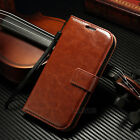 Luxury Flip Wallet Genuine leather cover case For Samsung Galaxy S4 SIV i9500