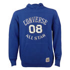 Infants Converse Pullover Graphic Estate Blue Hooded Top
