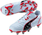 PUMA UNIVERSAL H8 RUGBY BOOTS -  VARIOUS SIZES - BNIB - rrp £54.99