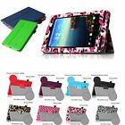 Premium Leather Case Cover for Verizon Ellipsis 7 4G LTE Tablet w Stylus Holder