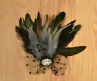 FABULOUS BROACH/HAT ACCESSORY  STEAM PUNK OR VINTAGE LOOK CHOICE OF STYLES
