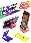 Foldable Travel & Desk iClip Stands : iPhone Smartphone Blackberry : x1 to lot
