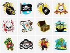 TEMPORARY TATTOOS CHILDRENS BOYS GIRLS PRIZES FAVORS BIRTHDAY PARTY BAG FILLERS