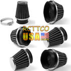 6 Size Inner Diameters New Motorcycle Intake Air Filter For CBR GSF ZX YZF $4.84 USD