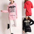 Q Women Casual Sweatshirt Sweater Coat Tops Long Sleeve Fashion Pullover Hoodie