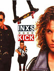 INXS kick michael hutchinson hot sexy rip pop rock band glossy photo t-shirt