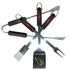 Siskiyou Products NFL 4-Piece BBQ Grill Tool Set