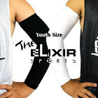 Youth Size Arm Sleeve Junior Kids Basketball Soccer Baseball Small Size USA