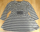 Danish designer MINYMO girl dress 4-5 y 110 cm New