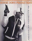 BOOGIE DOWN PRODUCTIONS krs-one by any means photo glossy t-shirt