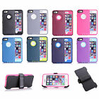 For iPhone 6 Plus (5.5 inch) Belt Clip Holster Protective Defender Case Cover