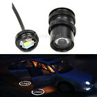 2x Car Door Logo Laser Ghost Shadow Welcome DRL LED Projector Light For Ford