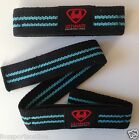 New (2 PACK) Ultimate Weight Lifting Training Gym Straps Hand Bar Wrist Support
