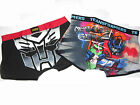 bnwt Transformers Mens Cartoon Character 2 Pack Hipsters Boxers