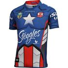 Sydney Roosters 2014 Marvel Captain America Jersey 'Select Size' S-3XL BNWT 2015