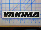 """Yakima 12""""x1.85"""" Roof Rack Fairing Replacement Decal Sticker Load Bar Towers"""