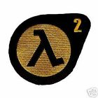 Half-Life 2 Embroidered P