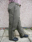 German Army Extreme Cold Weather Fleece Lined Winter Trousers NEW
