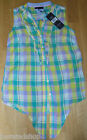 Tommy Hilfiger girl top summer shirt 12-13-14 y  BNWT designer