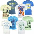 Mens South Shore 2 Pack Short Sleeved T-Shirts