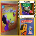PERAPAT SUPER MONALISA & SEPET WANGI FOR WOMEN DIETARY SUPPLEMENT PILLS