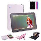 "iRULU 9"" 8GB Google Android 4.4 Kitkat Quad Core Bluetooth Tablet PC w/Keyboard"