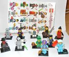 8827 LEGO Minifigures Series 6 Genie Clockwork Robot Surgeon action figures