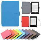 Smart Ultra Slim Magnetic Case Cover For Kindle Paperwhite + Screen Protector