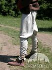 Medieval Clothing , Flax Norman Pants Trousers