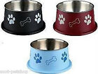 Long Ear Bowl for Dogs Spaniel Bowl For Dog Food Or Water Bowl Stainless Steel