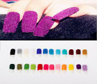 Huge 5g bag Velvet Manicure Flocking Powder 24 colours Nail Art Modelling
