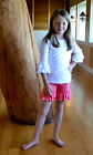 Girl's Spring & Summer Double RUFFLED SHORTS 12+ colors size 2T, 3T, 4T, 5T