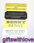 Engraving plate plaque 50mm x (your choice height) including engraving