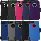 iphone 5c defender Commuter rugged Series case cover screen protector&belt clip