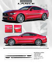 FORD MUSTANG EE3291 Vinyl Graphics Kit Decals Trim Emblems 2015-2016