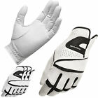 TAYLORMADE GOLF GLOVES STRATUS SPORT LEATHER MENS GOLF GLOVES WHITE NEW *2015*