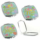 Blooming Lovely Collection - Floral Compact Mirror - Special Mum Nan or Grandma