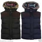 LADIES WOMENS PADDED QUILTED SLEEVELES RIDING GILET BODYWARMER JACKET VEST COAT