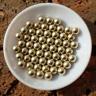 6mm H62 Copper Bearing Balls High Precision Bright Surface 10/50/100