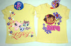 Licensed Girls T-Shirt Tee Top to Choose Dora or PetShop Size 3 Brand New!!!