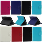 Universal Flip PU Leather Stand Case Cover For Most 9.7 - 10.1 inch Tablet PC