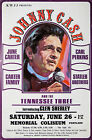 0368  Vintage Music Poster Art Johnny Cash  *FREE POSTERS