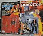1988 Robocop Action force figures Ultra Police Head Hunter Pudface Kenner