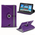 Universal 7 inch Premium Folding PU Leather Stand Case Cover For Tablet + Stylus