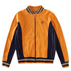 Mens Fila Settanta Warm Copper Track Top