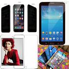 nEW Tempered Glass Screen Protector Film For iPhone 5 6 iPAD Samsung Tablet
