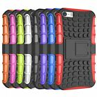 Hybrid Impact Armor Rugged Case Stand Cover For Apple iPhone 4S 5 5S 5C 6 Plus