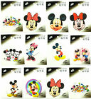Free shipping Mickey Minnie iron on Patches iron on Transfers gift