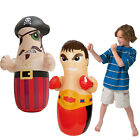 INFLATABLE PUNCH BOP BAG 3D BOXING PIRATE INDOORS OUTDOORS PARTY KIDS PLAY TOYS